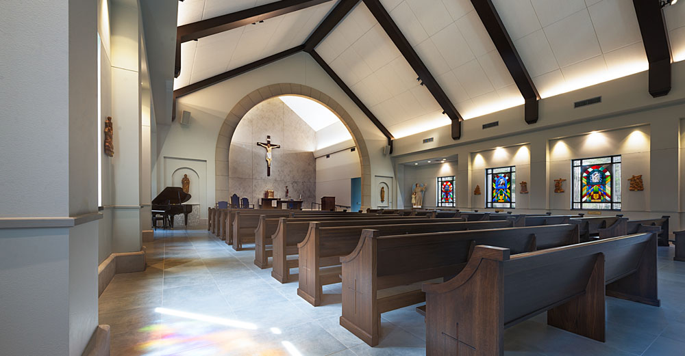 Holy Angels Residential Facility - All Saints Chapel